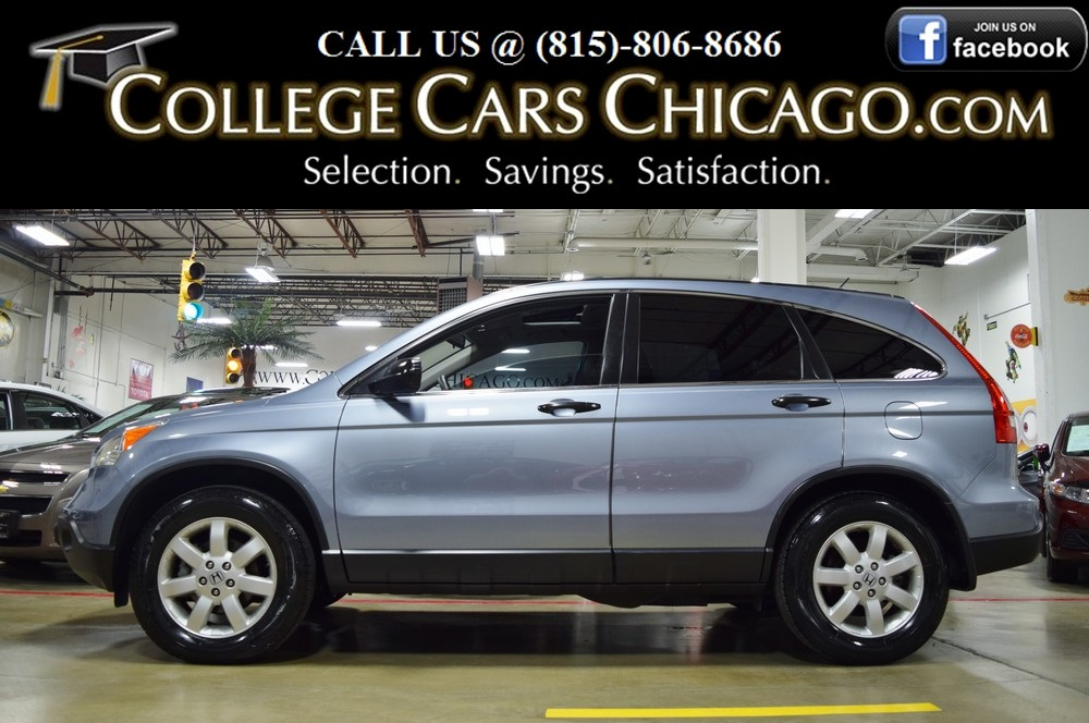 Certified * 2007 Honda CR-V EX SUV * Stock# 3465 | College Cars Chicago