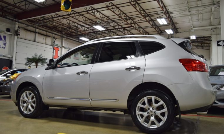 Certified * 2011 Nissan Rogue SV SUV * Stock# 3909 ...